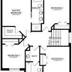 The Sutton OPTIONAL  Upper Floor - 4 bedroom